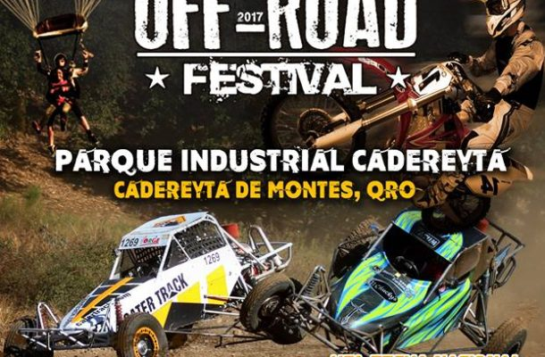 POSTER OFF ROAD CADEREYTA