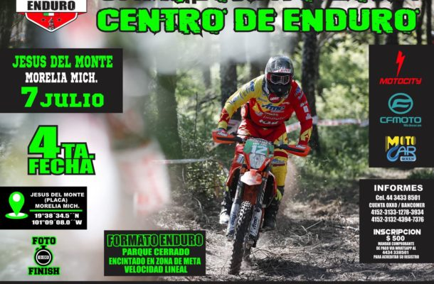 POSTER ENDURO 360 OFF ROAD